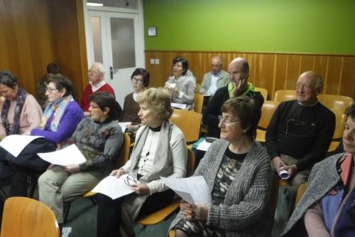 Conferencias en euskera