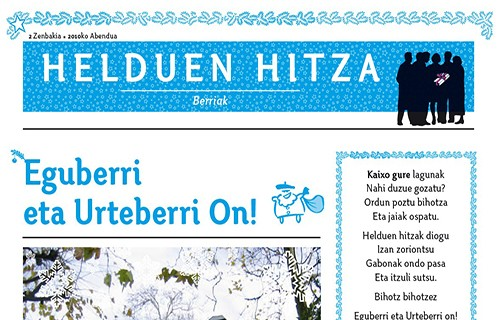 2010ko  Abendua-aldizkaria