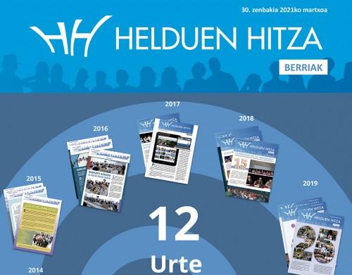 Revista HH Berriak nº 30 - Marzo 2021