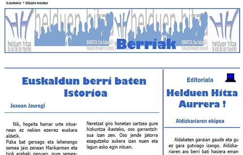 2011ko Maiatza Aldizkaria
